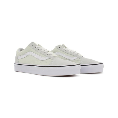 van old skool shoes side view womens skate shoes mint vn0a38g1q6l
