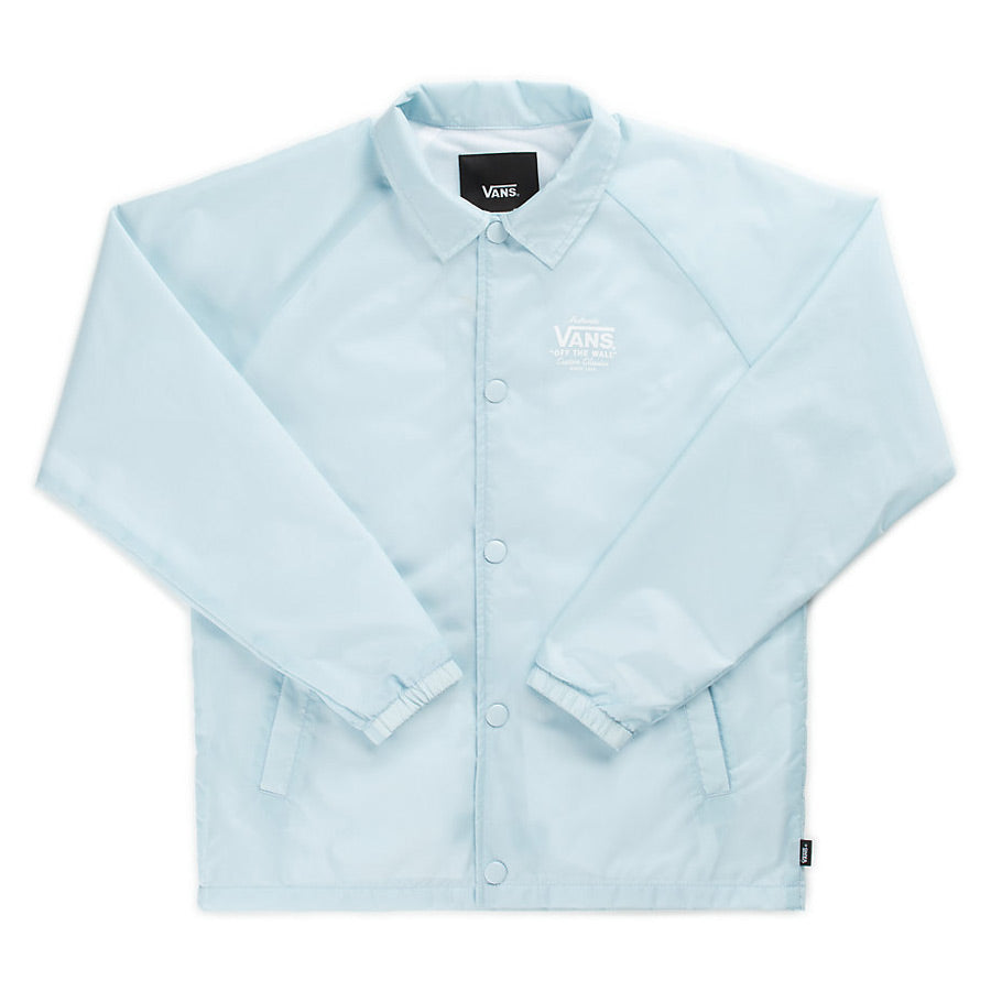 VANS BOYS TORREY COACHES JACKET IN BOYS WINDBREAKERS - BOYS (8-12 YEARS) - KIDS