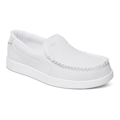 DC MENS VILLAIN SLIP ON SHOES IN MENS SLIP ON SHOES - MENS LIFESTYLE SHOES - SHOES