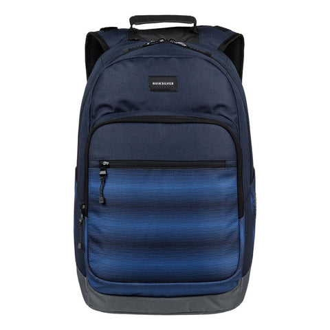 quicksilver Schoolie 2018 front view School Backpacks navy eqybpo03443-brq3