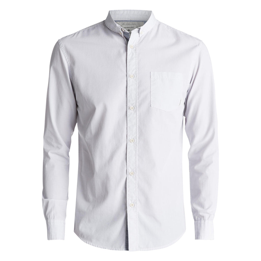 Quicksilver Wilsden Mens Button Up LS Shirts