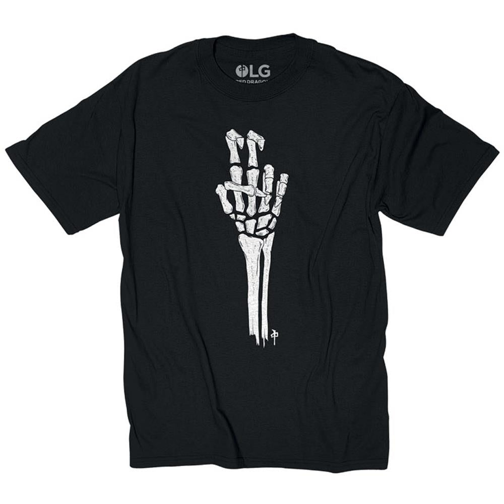 RDS BONE CLAW T-SHIRT-MENS T-SHIRT SHORT SLEEVE-T-SHIRT