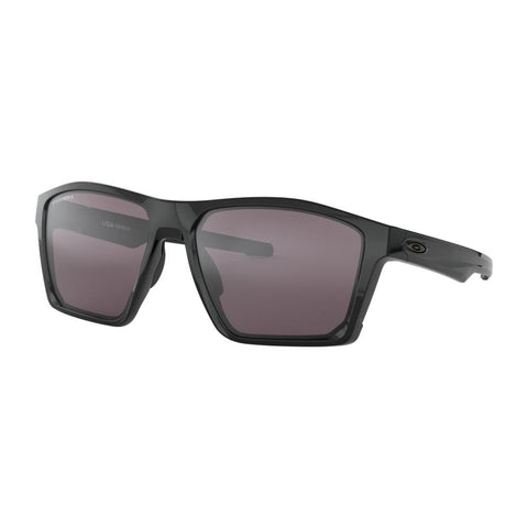 oakley Targetline Prizm Sunglasses side view Mens Lifestyle Sunglasses black black matte oo9397-0258