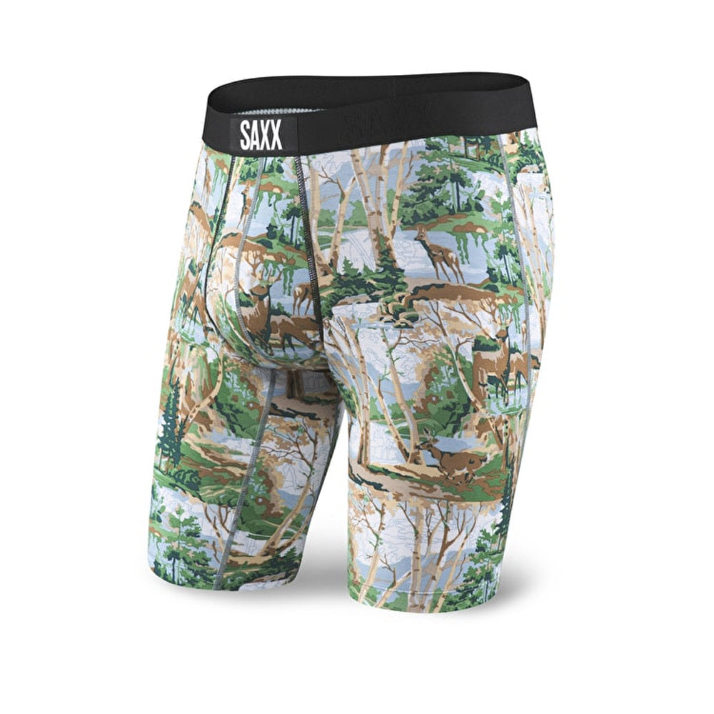 SAXX Vibe Long Leg Modern Fit Mens Underwears