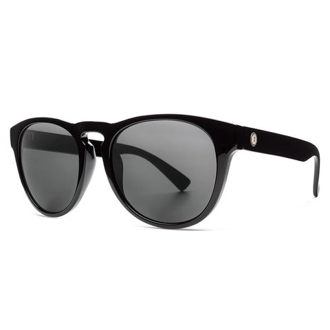 electric Nashville XL Sunglasses side view Mens Lifestyle Sunglasses grey black gloss ee17101620