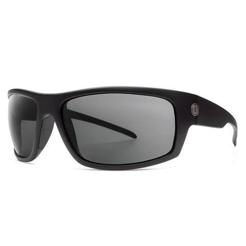 electric Tech One XL side view Mens Lifestyle Sunglasses gre black matte ee17201020