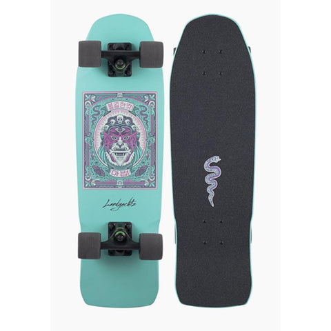 Landyachtz Dinghy Hoodoo Tiger Complete Longboards