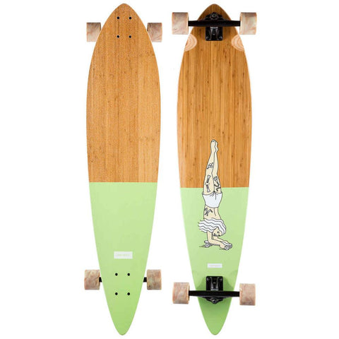 Landyachtz Bambo Pinner Handstand Complete Longboards