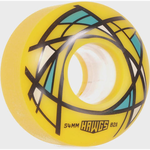 LAN ANANAC HAWGS 54MM- MINI WHEELS- LONGBOARD WHEELS