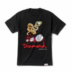 Diamond Snake Mens LS Tee