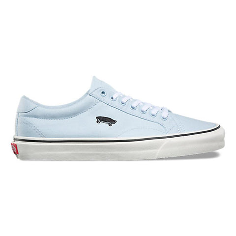 vans Court Icon side view Mens Fashion Shoes blue vn0a3jf2-qfi