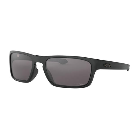 Oakley Silver Stealth Mens Lifestyle Prizm Sunglasses