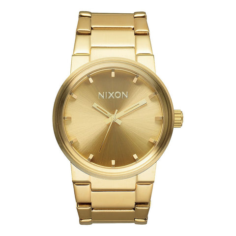 Nixon Cannon Metal Band Watch