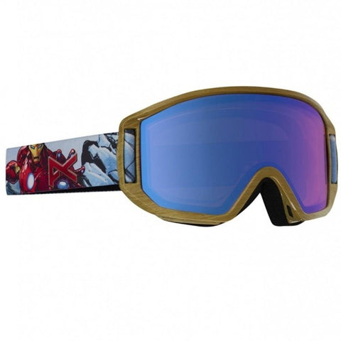 Anon Relapse Jr FDI Ironman Youth Goggles