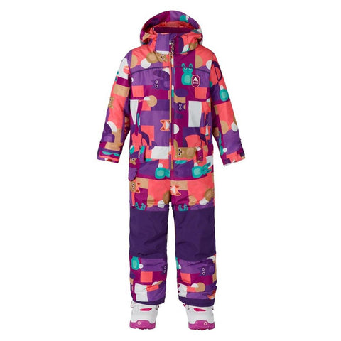 Burton Illusn One Piece Girls Snowboard Outerwear