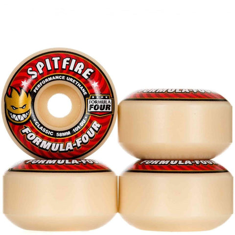 Spitfire SF Wheels F4 101D CLS 58