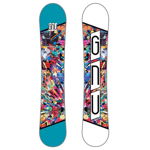 GNU Chromatic BTX Womens All Mountain Snowboards