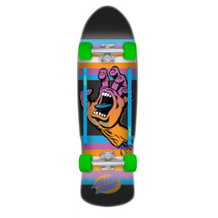 SANT CRUZER 80'S SCREAMING HAND- TOP MOUNT LONGBOARDS- LONGBOARD COMPLETES- LONGBOARDS