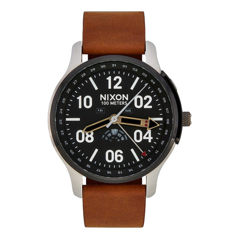 Nixon Ascender Han Solo Mens Leather Watch