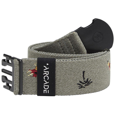 Arcade Belt Co Tropic Mens Fabric Belts