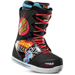 8107000051-358 32 Boots Santa Cruz Lashed Mens Boots black multi side1