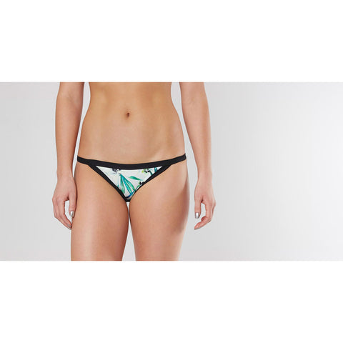 Hurley Quick Dry Cheecky Swim Womens Bikini Bottoms
