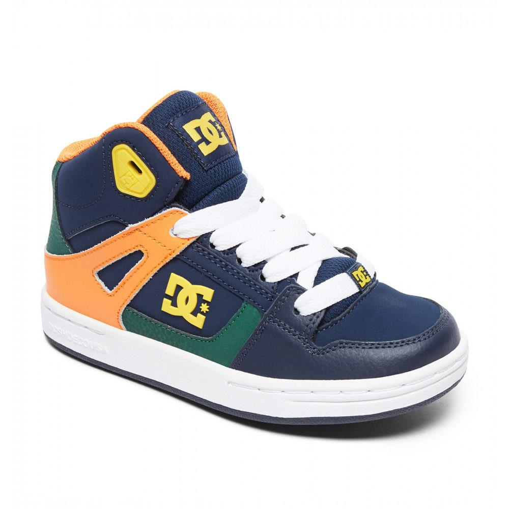 DC Pure Boys High Tops Shoes