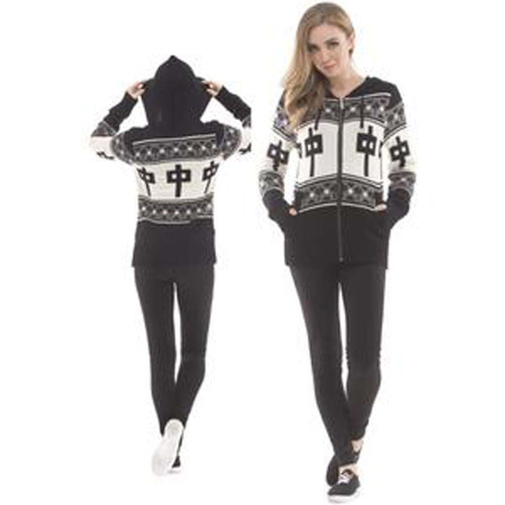 RDS Tendi Womens Zip Up Sweaters