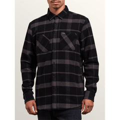 VOL SHADER L/S- MENS FLANNEL SHIRTS- MENS SHIRTS