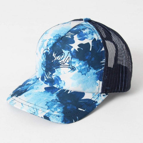 RVCA OFFBEAT TRUCKER HAT- WOMENS HATS- HEADWEAR