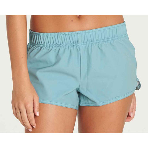 j102pbso-jun billabong sol searcher vol short womens boardshorts blue