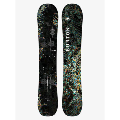 1801610200 burton flt attndnt spt all mountain snowboards black