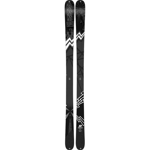 s18032101149 k2 press mens skis black/white