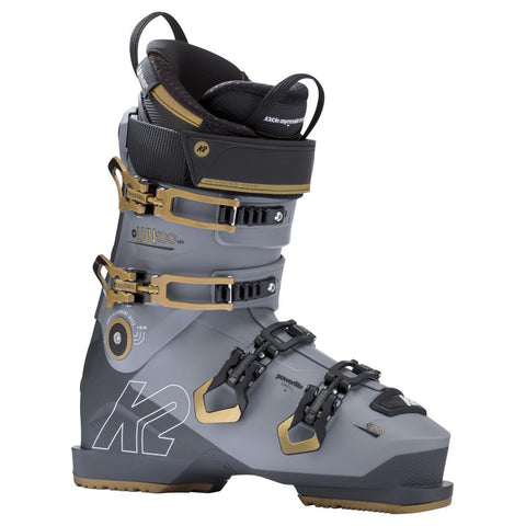 s181901401225 k2 luv 100 womens boots grey/gold