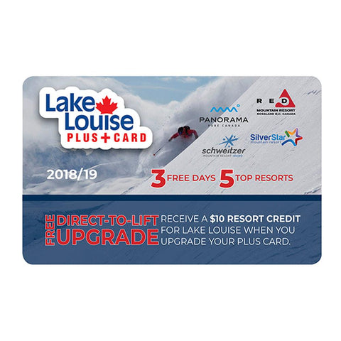 Lake Louise Card