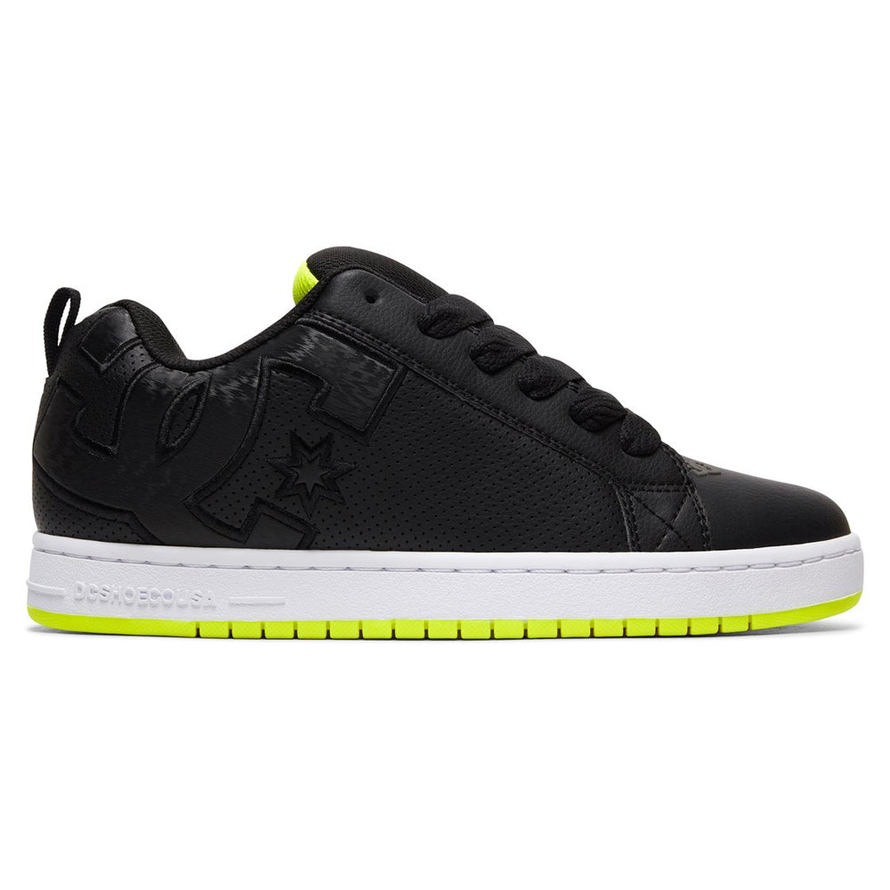 DC Court Graffik Mens Skate Shoes
