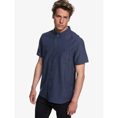 Quiksilver Waterfalls Short Sleeve Shirt