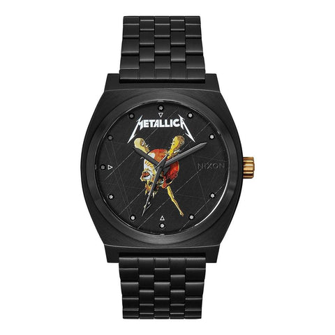 Nixon Time Teller Metallica Mens Watch