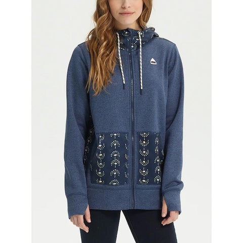 Burton Oak FZ Womens Zip Up Hoodies