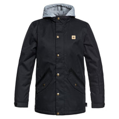 edbtj03025-kvj0 DC Union Snow Jackets black front
