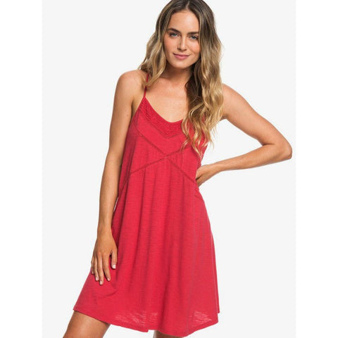 Roxy New Lease Of Life Strappy Beach Dress