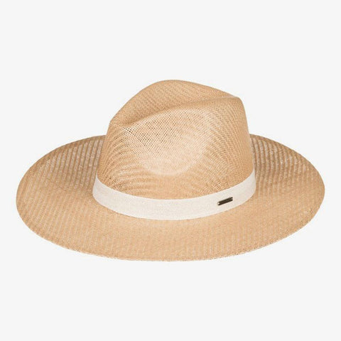 Roxy Here We Go Straw Sun Hat