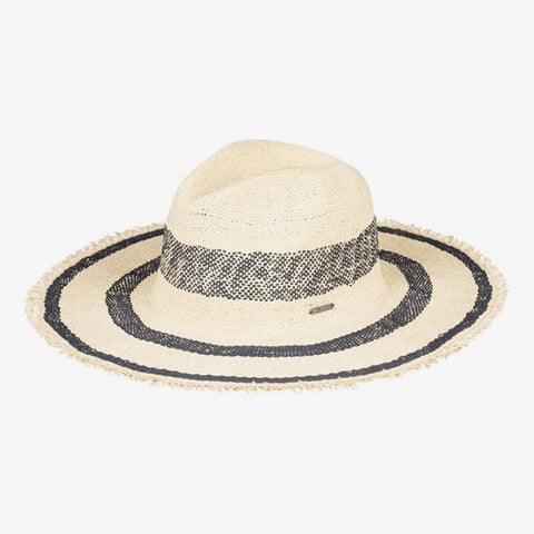 Roxy Sound Of The Ocean Straw Sun Hat