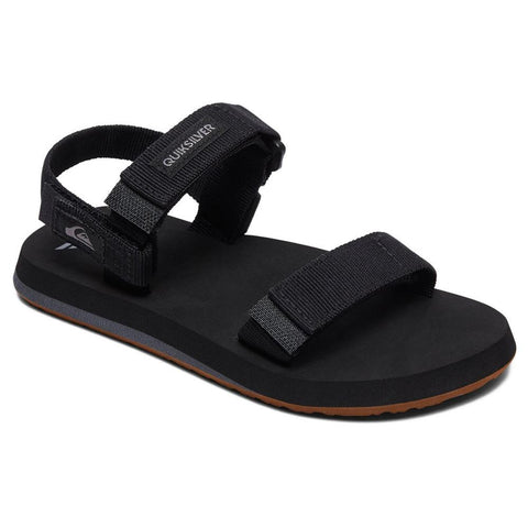 QUIKSILVER MONKEY CAGED SANDALS YOUTH BOYS