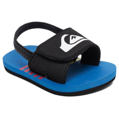 QUIKSILVER MOLOKAI LAYBACK INFANT SANDALS