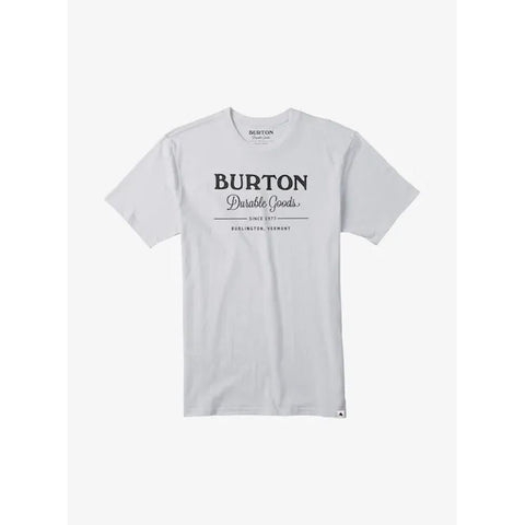 Burton, Mens T-Shirt, Durable Goods SS Tee, 20382101100