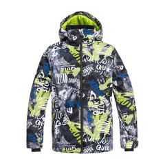 Quicksilver Mission Youth Snowboard Jacket