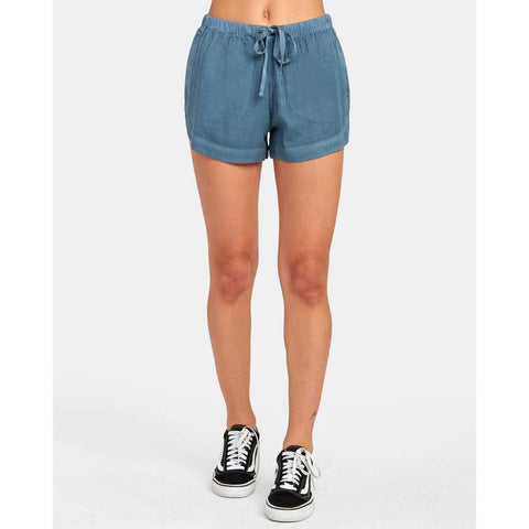 RVCA New Yume Womens Fabric Shorts