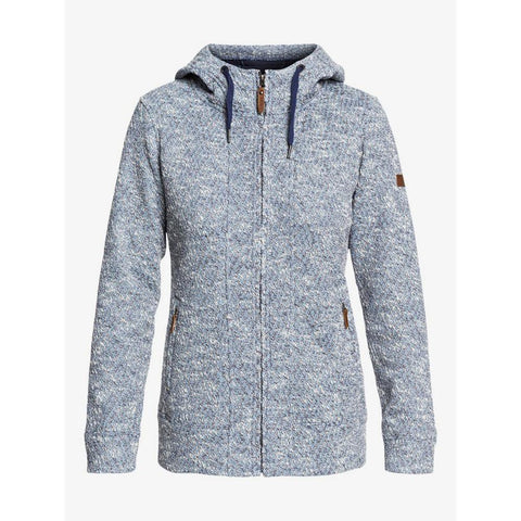 Roxy Doe Technical Zip Up Hoodie