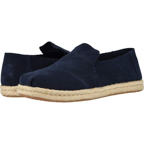 Toms Deconstructed Alpargata Rope Slip On Shoes